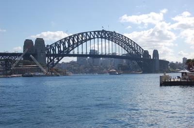 あっつい日本からオーストラリアへ