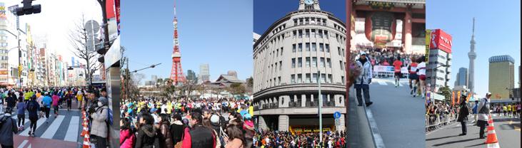 東京マラソン2014落選(涙)