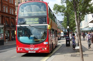 Londonの交通