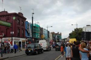 Londonストリートマーケット