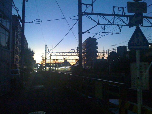 上板駅前ライブ!