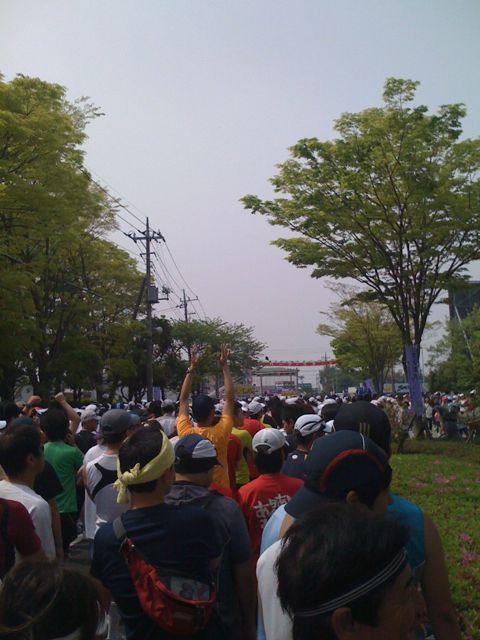 東京マラソンから一ヶ月