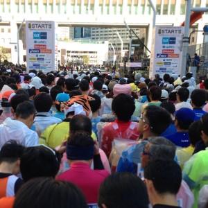 東京マラソン2013完走しました!