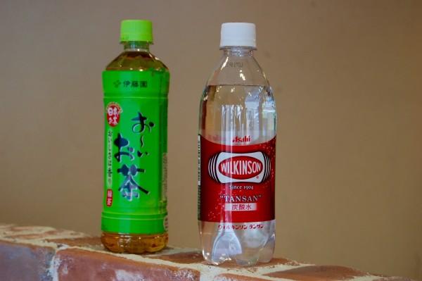 猛暑日に負けないで!炭酸水またはお茶をプレゼント!