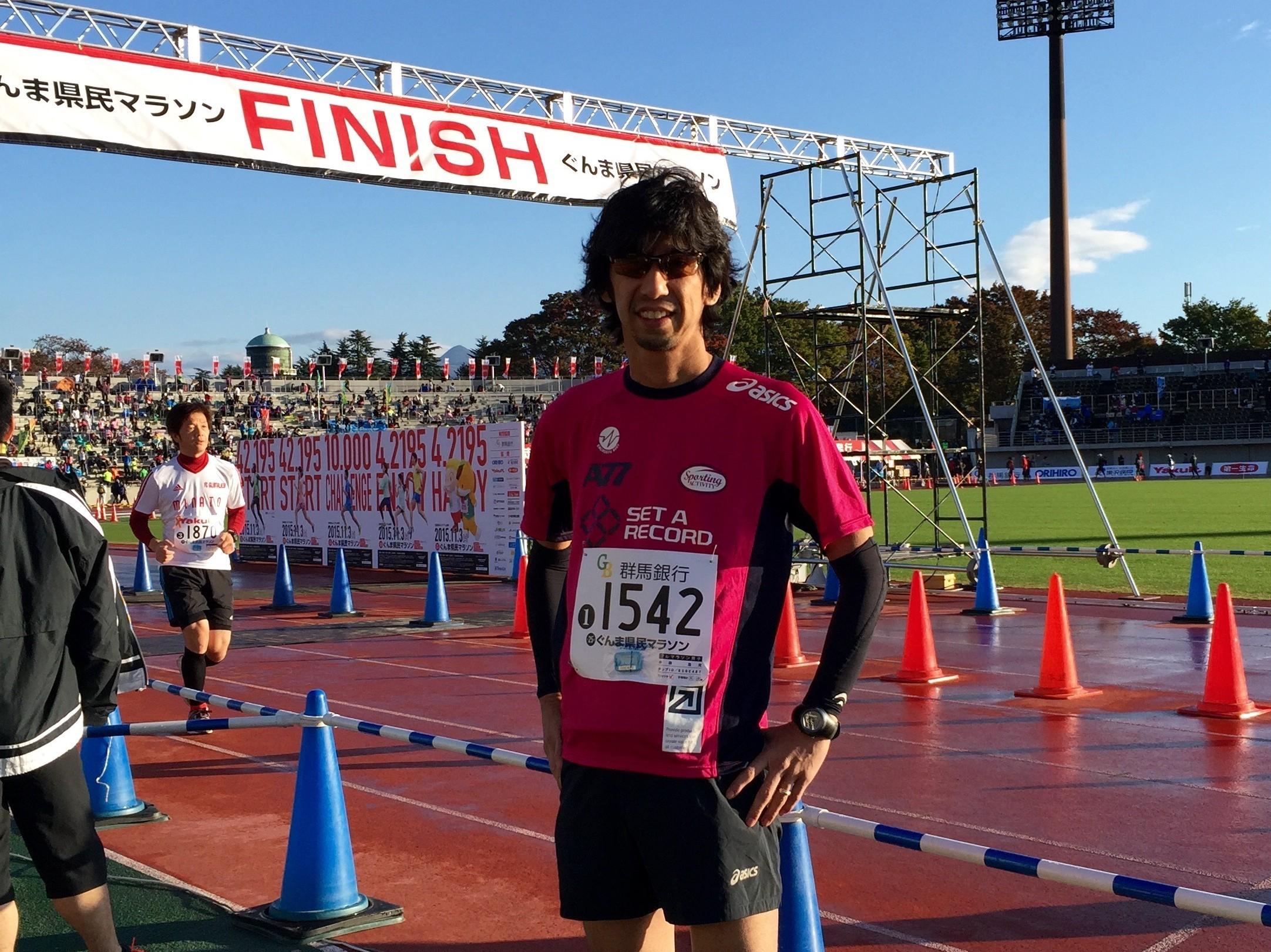 2年ぶりのフルマラソンと練馬こぶしハーフマラソンエントリー
