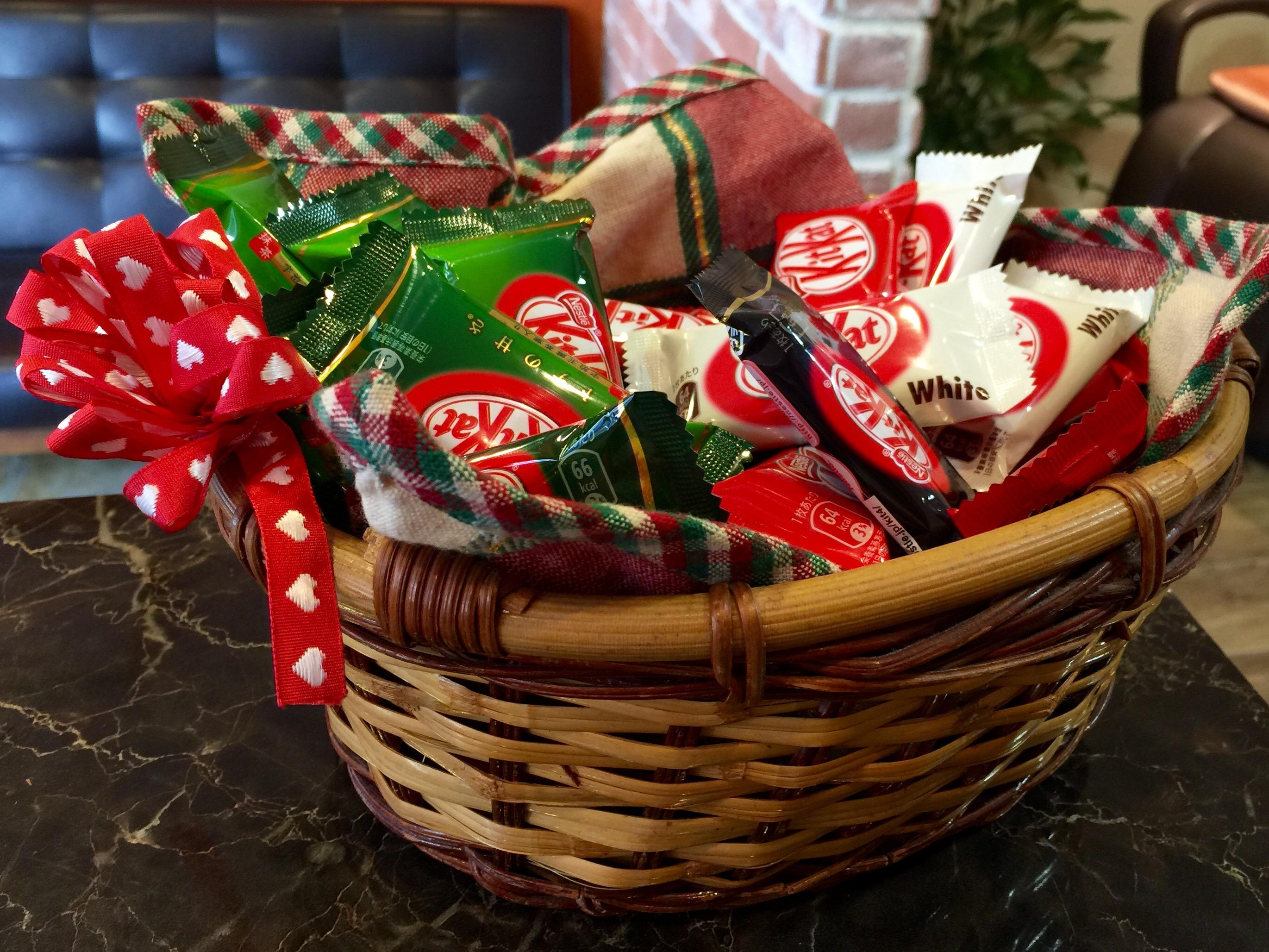 シェラブより愛を込めて・チョコレートをプレゼント!
